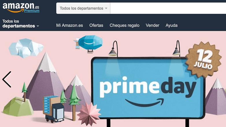 Amazon ES amazon prime