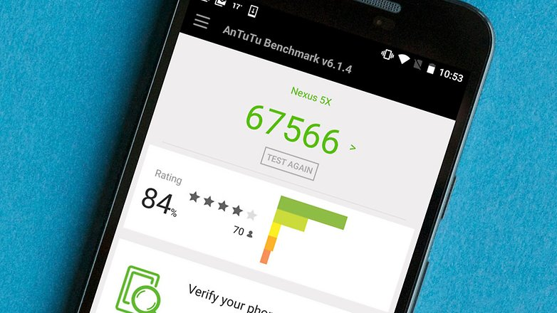 AndroidPIT AnTuTu benchmark nexus 5x