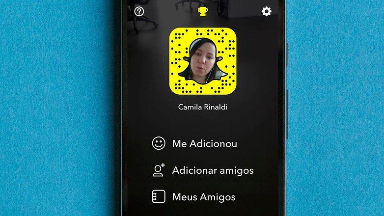 AndroidPIT BR snapchat