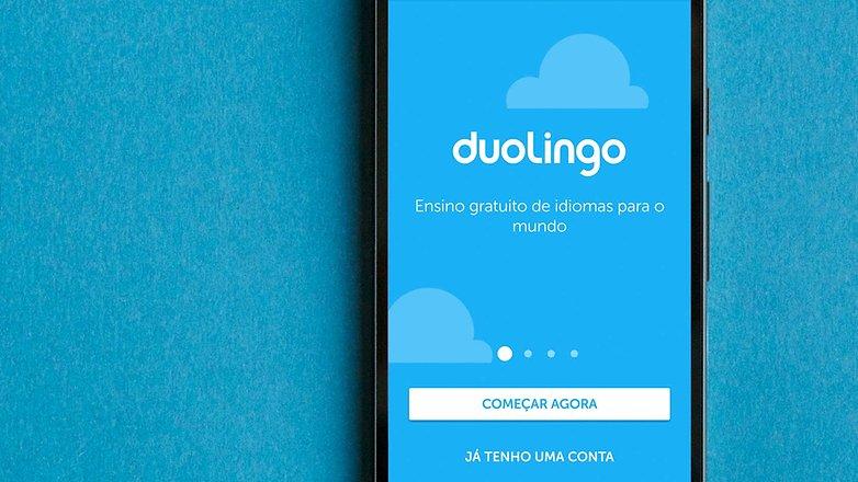 AndroidPIT BRA duolingo app