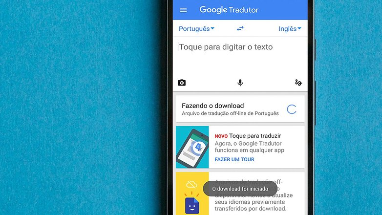 AndroidPIT BRA google tradutor app