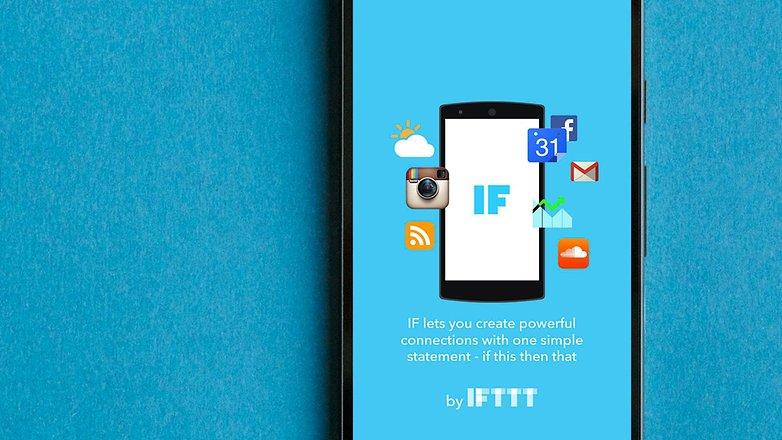 AndroidPIT BRA ifttt app