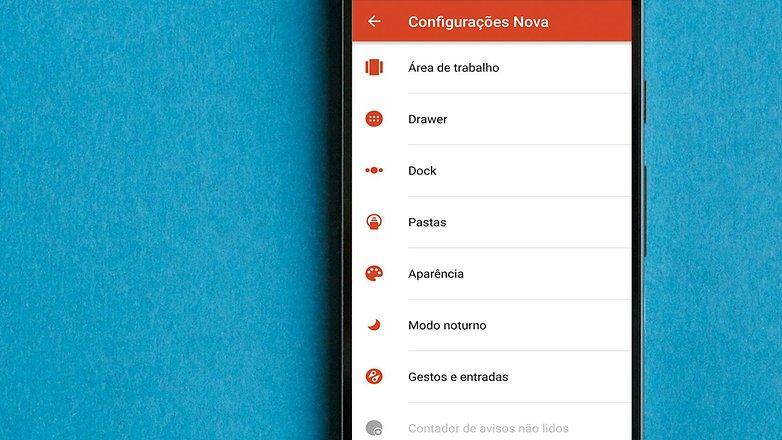 AndroidPIT BRA nova app