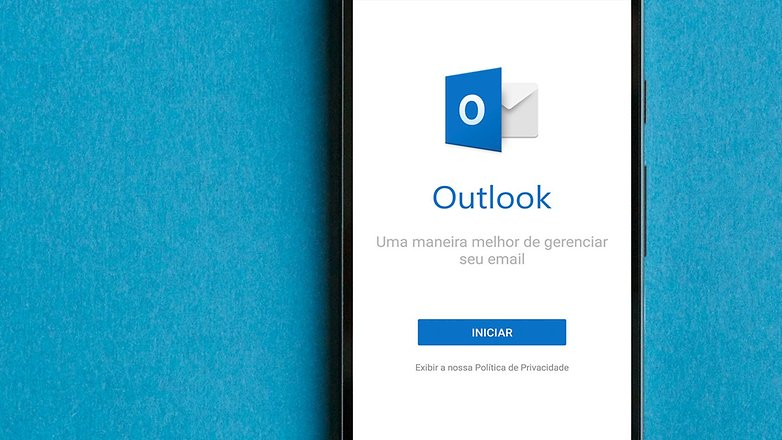 AndroidPIT BRA outlook app
