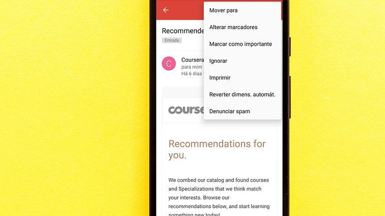 AndroidPIT BRA screenshot 1