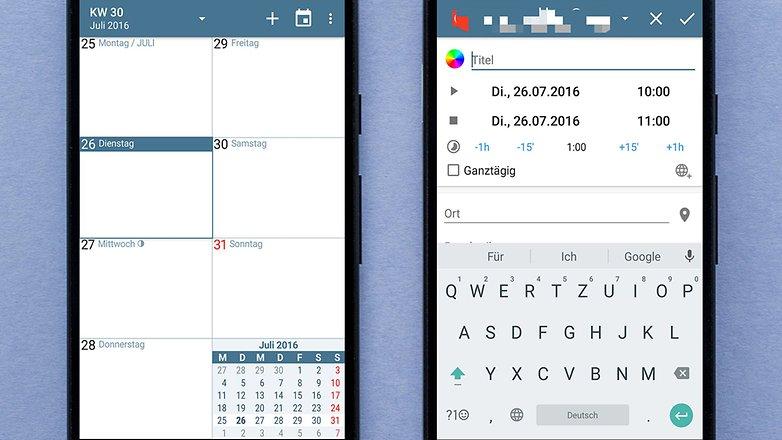 AndroidPIT DE acalendar 1