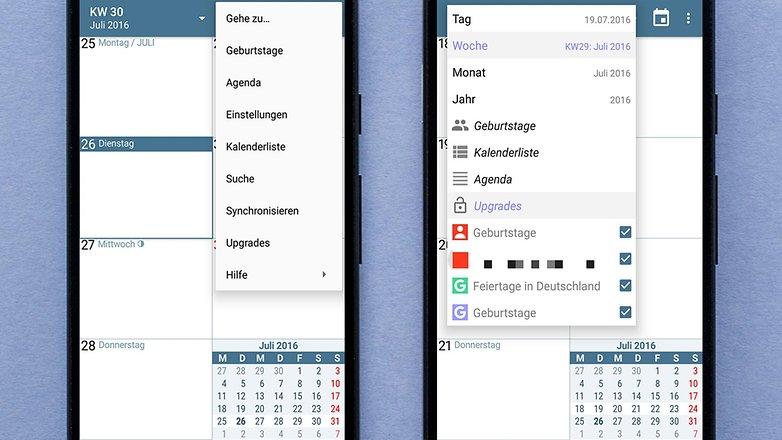 AndroidPIT DE acalendar 2