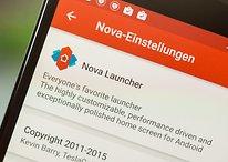 Nova-Launcher-Tricks: Jetzt wird es finster