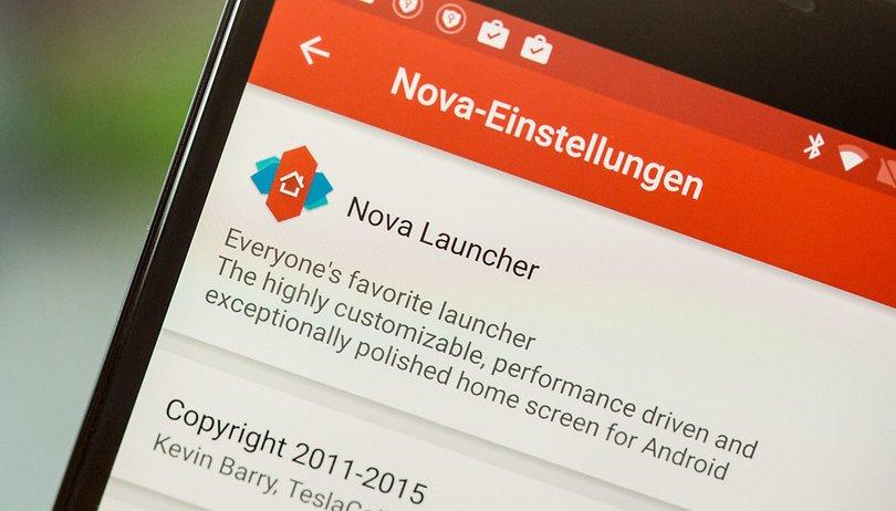 Trucos para Nova Launcher: carpetas de Android N, modo nocturno y más