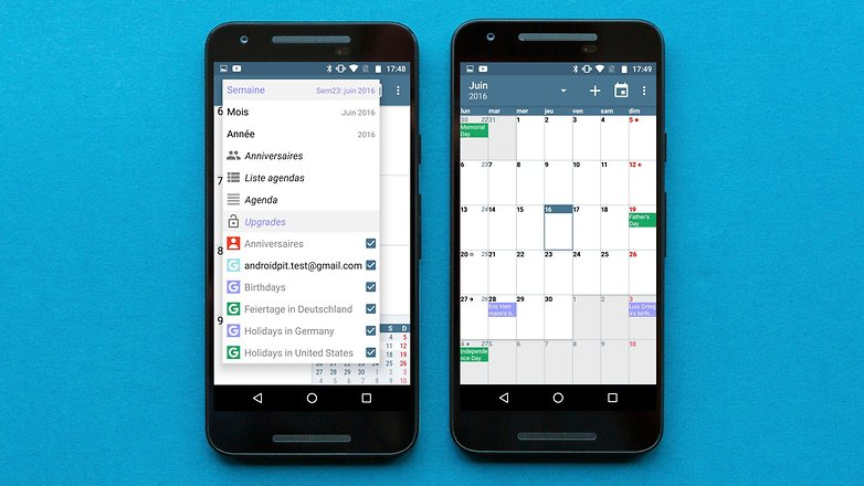 AndroidPIT FR a calendar 1