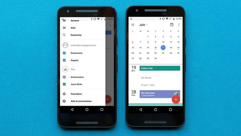 AndroidPIT FR google agenda 2