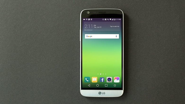 AndroidPIT LG UX 601 1