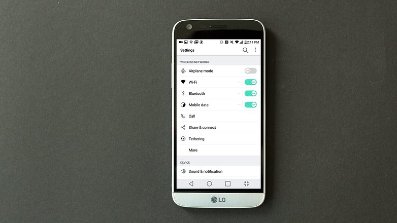 AndroidPIT LG UX 601 2