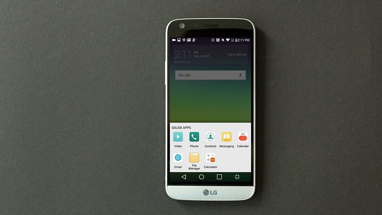 AndroidPIT LG UX 601 3