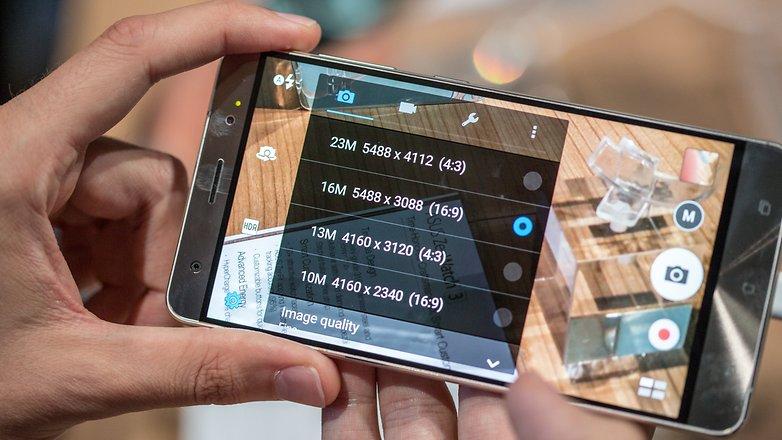 AndroidPIT asus zenfone 3 deluxe 10