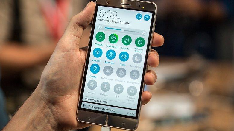 AndroidPIT asus zenfone 3 deluxe 6