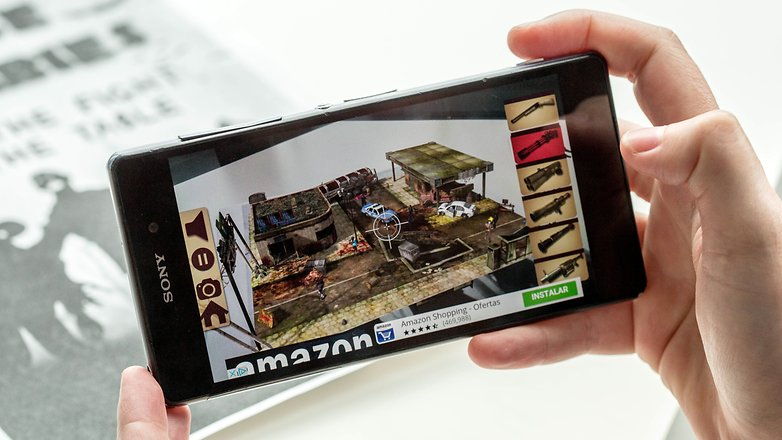 AndroidPIT augmented reality
