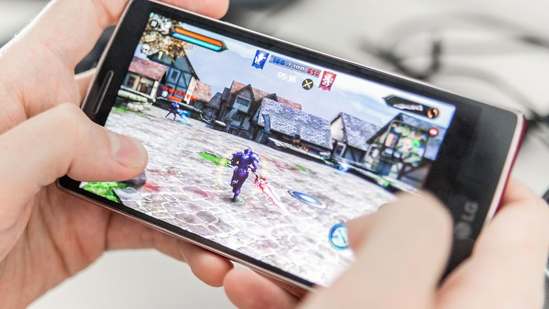 AndroidPIT best hd games wild blood