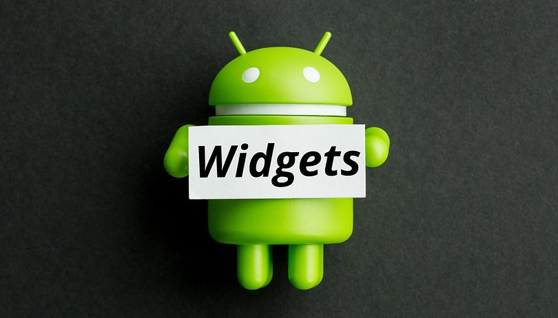 Comment installer un widget avec Android ?