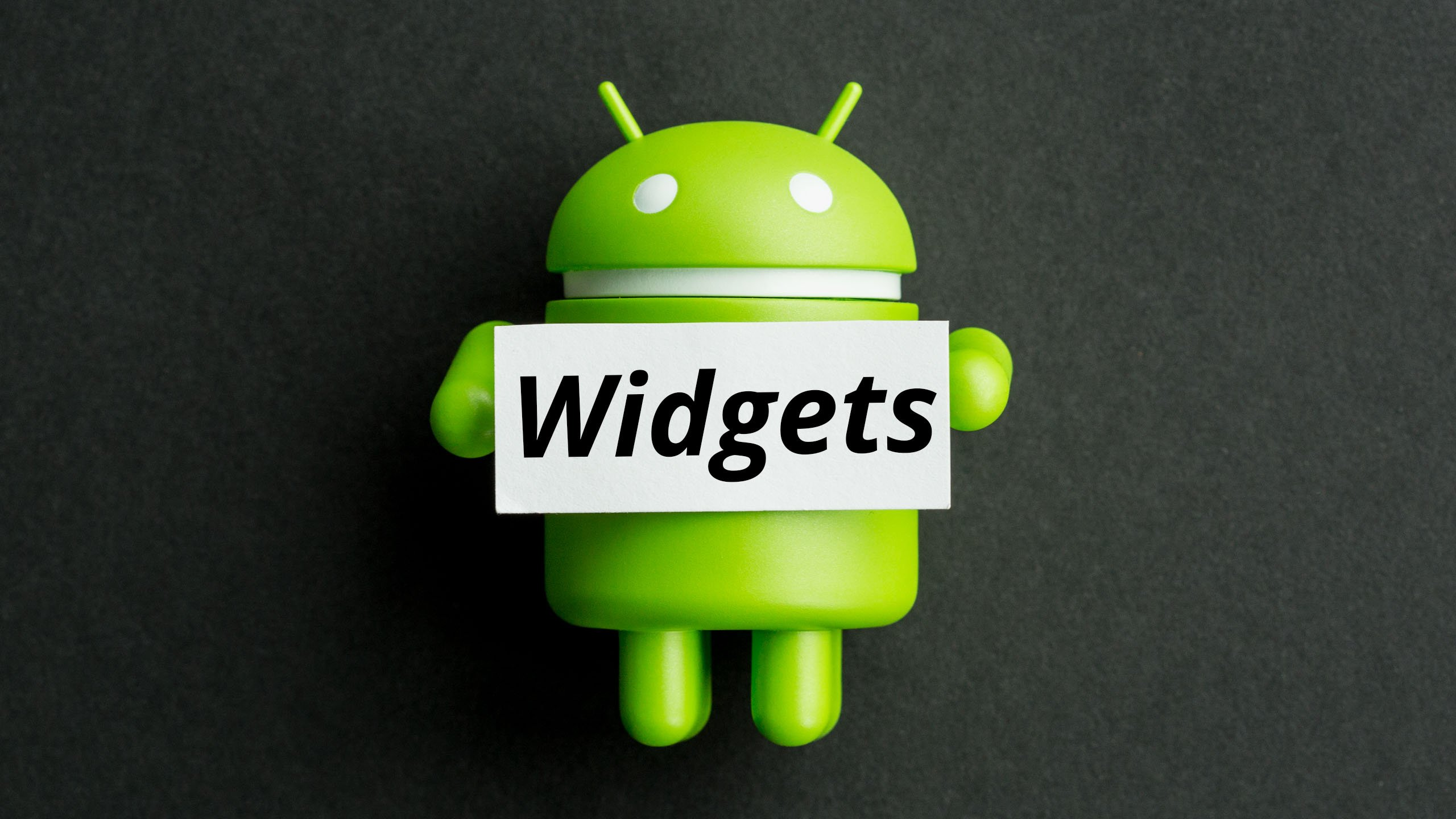 Los Mejores Widgets Para Android Androidpit