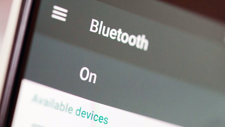 AndroidPIT bluetooth