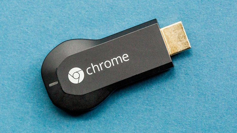 AndroidPIT chromecast