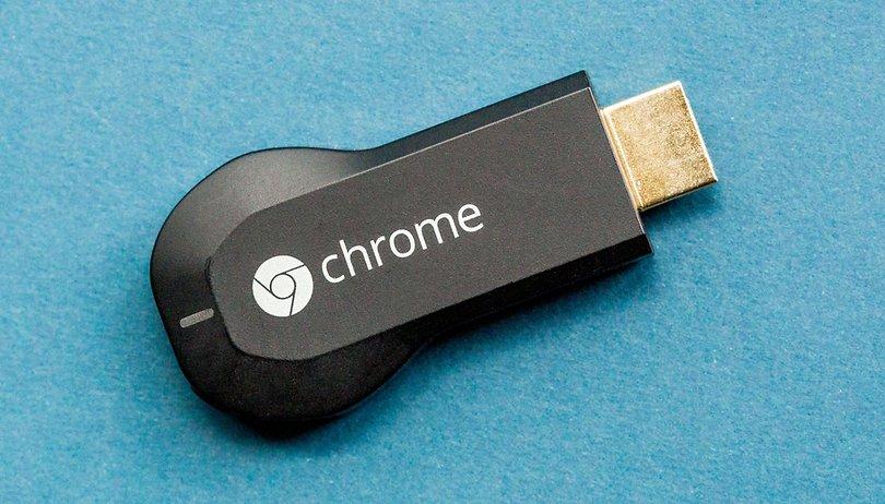 Chromecast é atualizado e ganha modo ambiente com descanso de tela