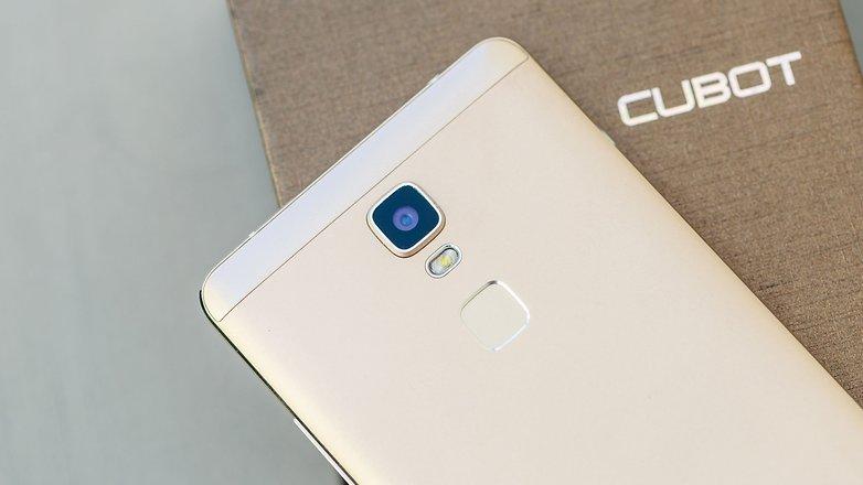 AndroidPIT cubot cheetah camera fingerprint
