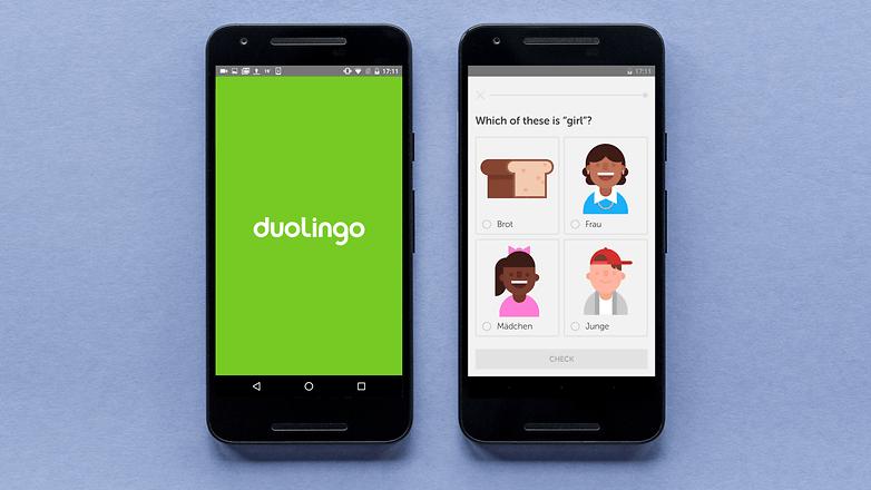 AndroidPIT duolingo app