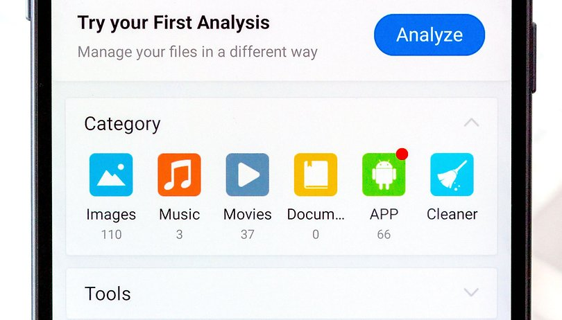es file explorer android tv alternative
