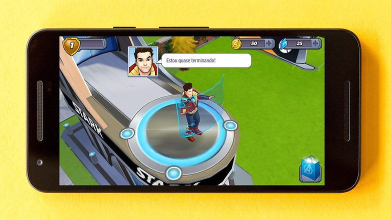 AndroidPIT games heroes 2