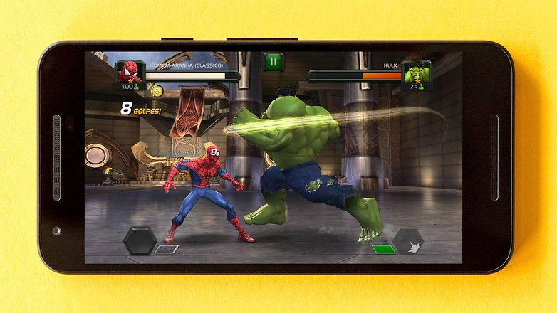 AndroidPIT games heroes 3