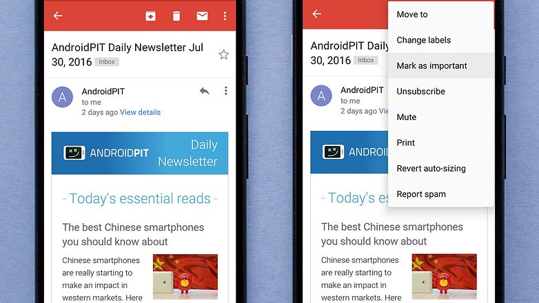 AndroidPIT gmail for android tips and tricks 7