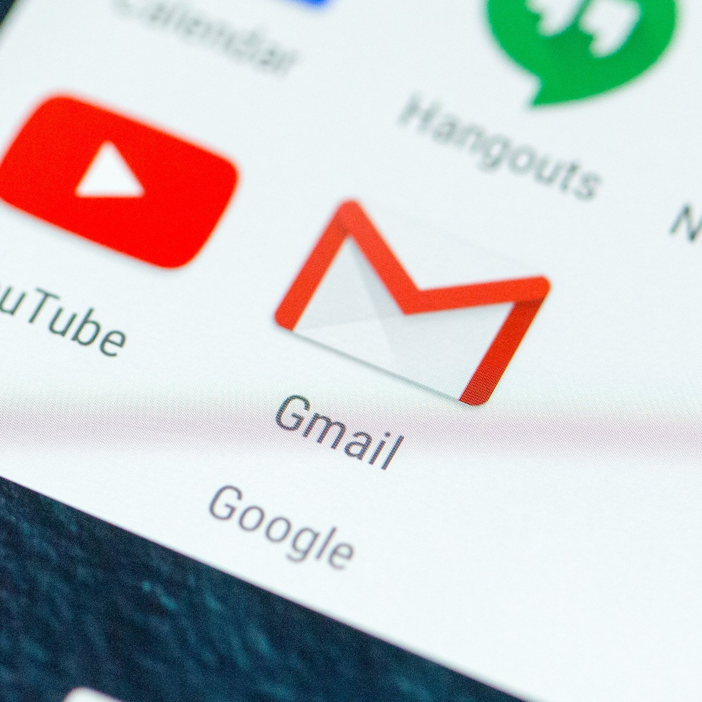 Google improves Gmail by changing the right click | AndroidPIT