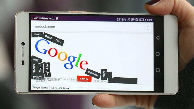 AndroidPIT google easter egg 2