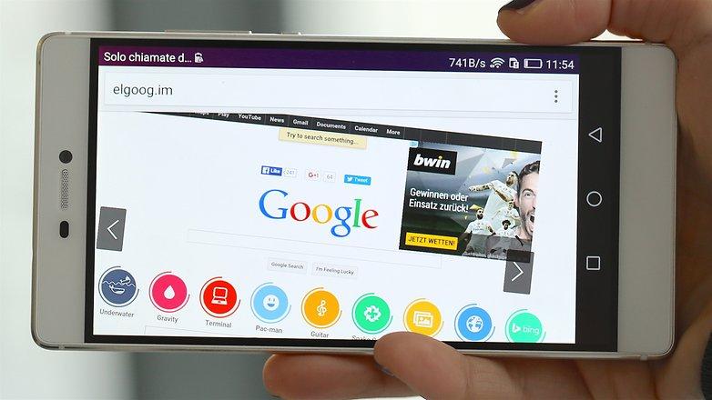 AndroidPIT google easter egg 5