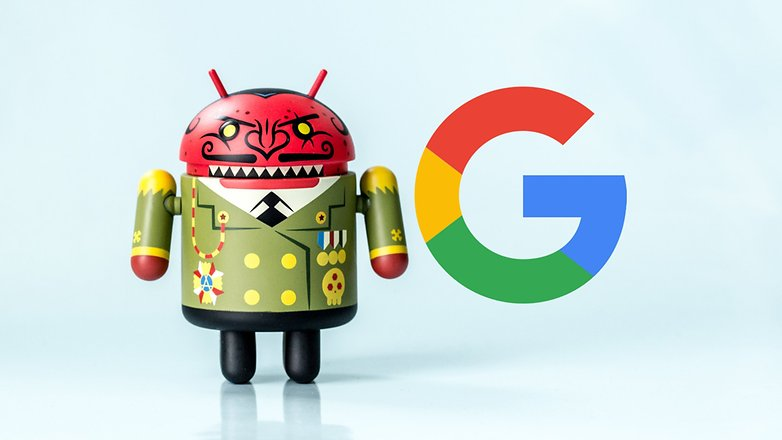 AndroidPIT google is evil 2
