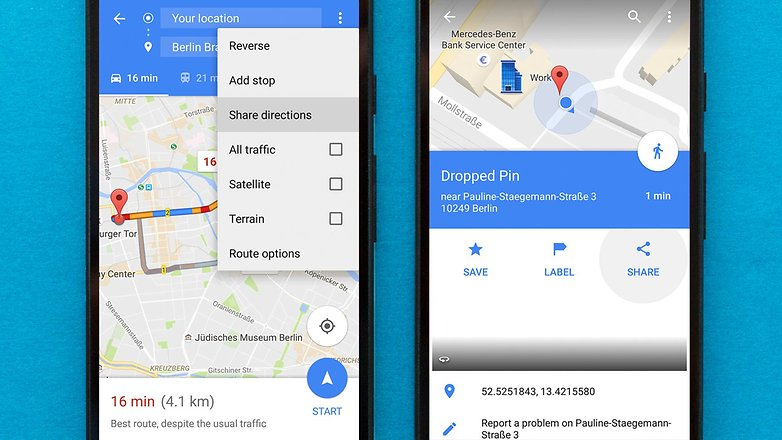 Androidpit Google Maps Tips And Tricks 1
