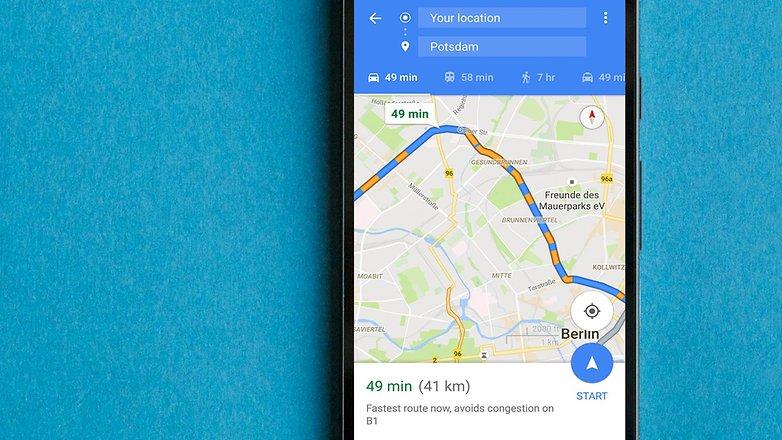 AndroidPIT google maps ipuçları ve püf noktaları 10
