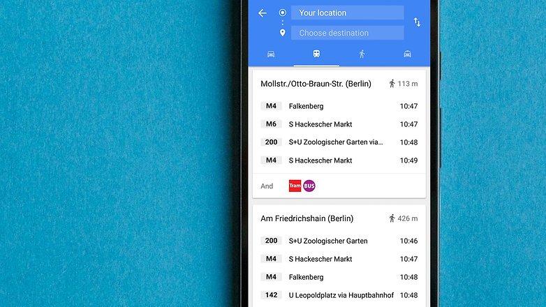 AndroidPIT google maps ipuçları ve püf noktaları 2