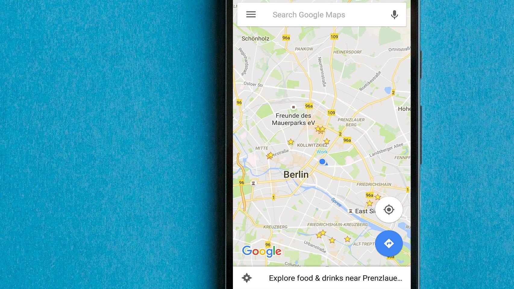 Google Maps offline: So nutzt Ihr den Kartendienst ohne ...