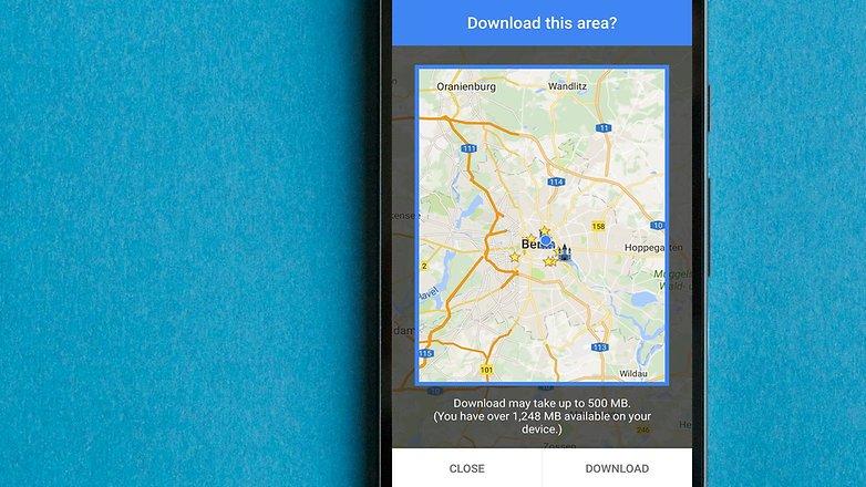 AndroidPIT google maps ipuçları ve püf noktaları 7
