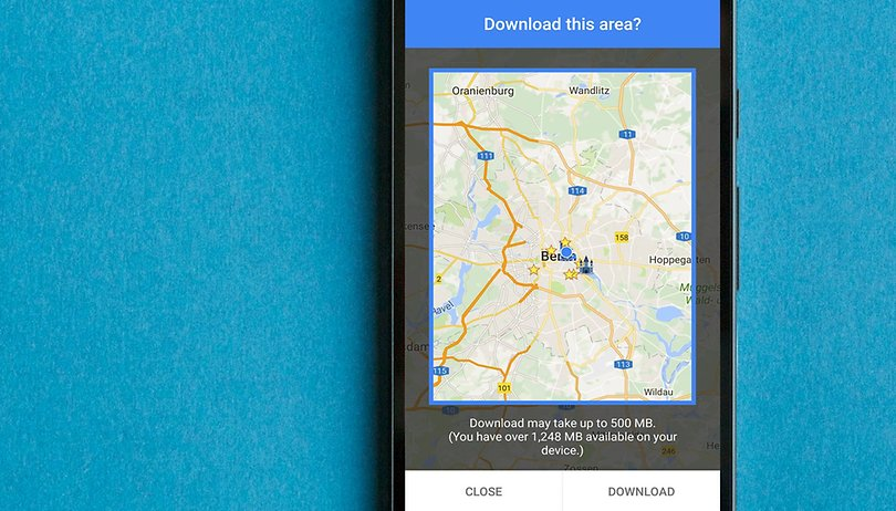 The 5 best free offline map apps for Android | AndroidPIT Google Maps Android Download Offline on google sync android, google chrome search, city maps 2go android, google maps android icon, google docs offline android,