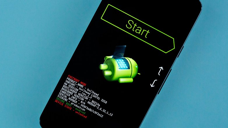 AndroidPIT how to root 1