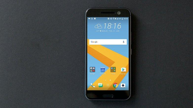 AndroidPIT htc 10 sense ui 1