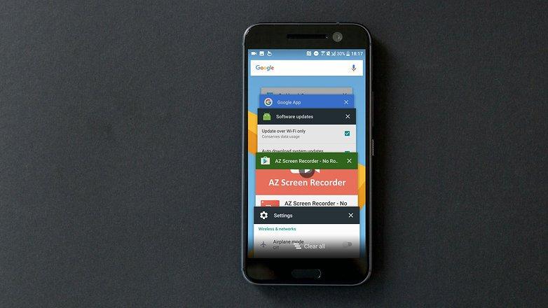 AndroidPIT htc 10 sense ui 3
