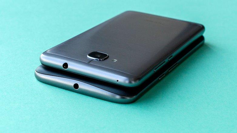 AndroidPIT lenovo moto g4 vs honor 5c comparison 5
