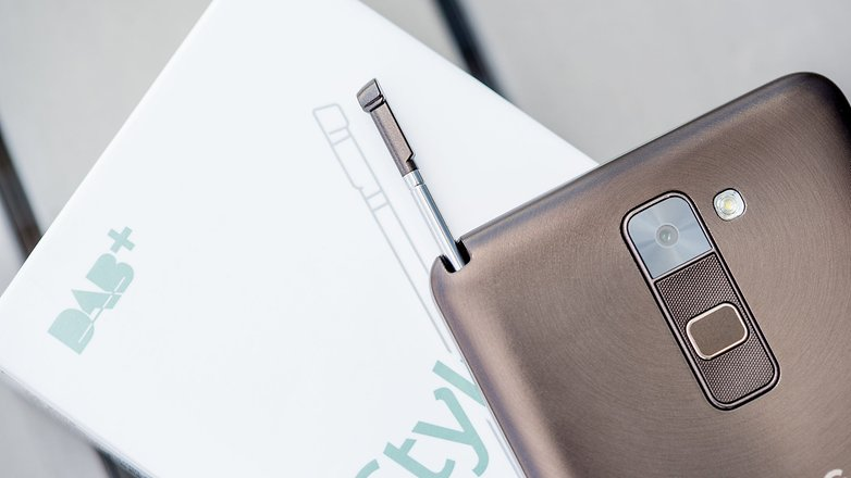 AndroidPIT lg stylus 2 stylus