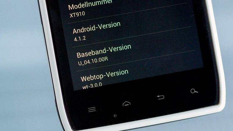 AndroidPIT motorola razr 6