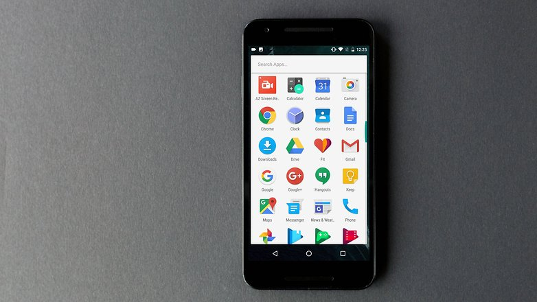 AndroidPIT nexus 5x android n 1